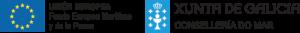 Fondo  Europeo Marítmo y de la Pesca, Xunta de Galicia
